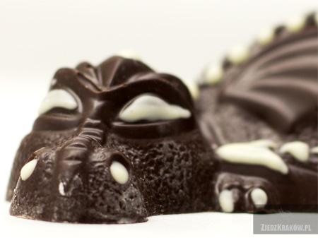 czekolada belgijska czekoladowy smok