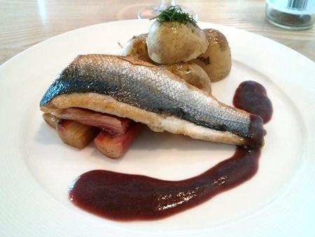 restauracja 27 Porcji Slow Food ryba