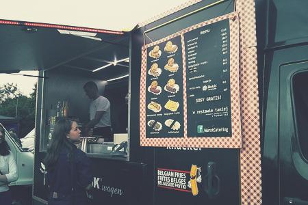 wurst kiosk Street Food Festival truck