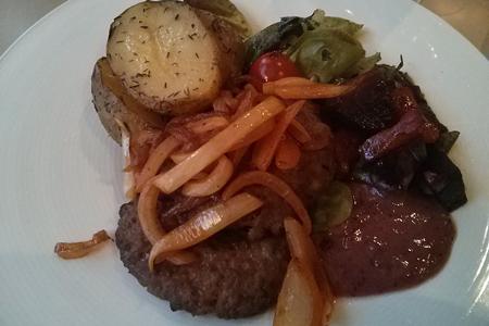 mooseburger  Brasserie 45