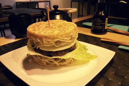 ramenburger yetztu