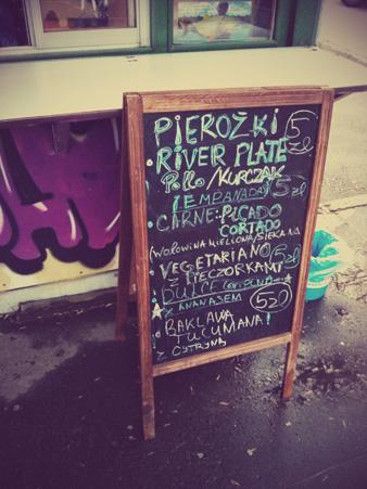 Argentyna w Cafe Del Viso cennik