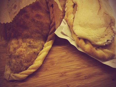 Cafe Del Viso empanadas