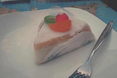 Królestwo Obojga Sycylii ciasto deser tort cassata