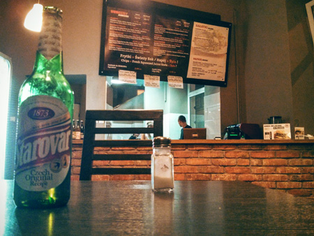 Lokal Burgers & More lokal