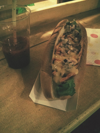 soupdog hot dog pod Wawelem