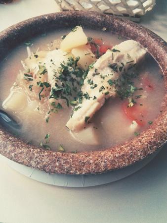 Szybka Rybka Wawel zupa rybna