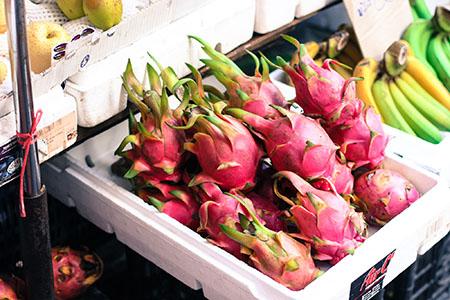 Tajlandia: TIPS & TRICKS Pitaja owoce