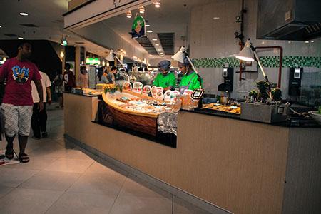Tajlandia: TIPS & TRICKS Food Court (Siam Square, Bangkok)