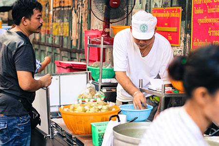 Tajlandia: TIPS & TRICKS ulica Chinatown (Bangkok)
