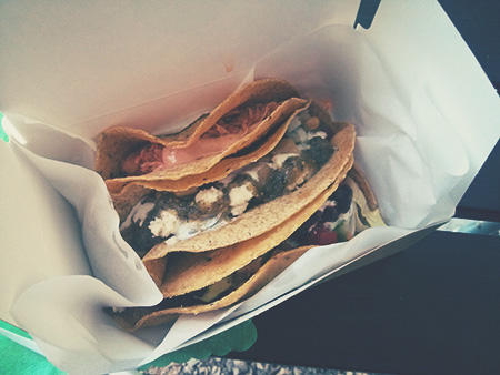 Meksyk: Calavera tacos