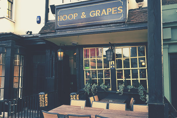 hoop-grapes